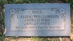 Laura <i>Clemens</i> Williamson