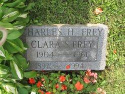Clara Sophia <i>Harmon</i> Frey