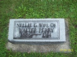 Nellie Gertrude <i>Allison</i> Perry
