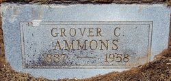 Grover Cleveland Ammons