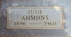 Susie Bell Ammons