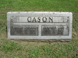 Ben Carr Cason