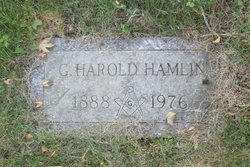 George Harold Hamlin