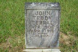 John Teddy Terral