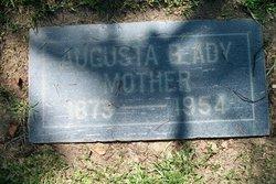 Augusta Bell <i>Barger</i> Ady