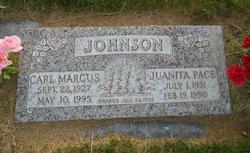 Juanita <i>Pace</i> Johnson