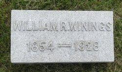William Robert Winings