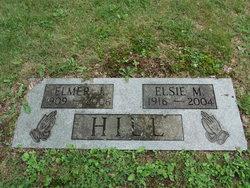 Elsie Mabel <i>Schmid</i> Hill
