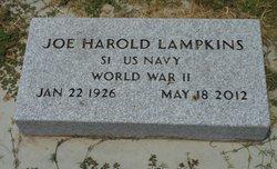 Joe Harold Lampkins