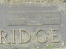 Lillian M. <i>Cook</i> Shoebridge