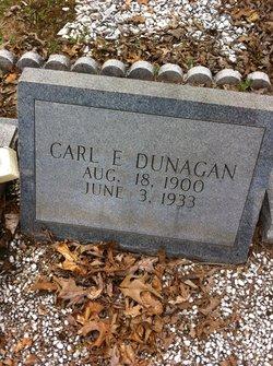 Carl E Dunagan