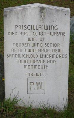 Priscilla <i>Burgess</i> Wing