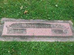 Paul Fredrick Niederhiser