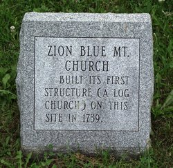 Zion Church Cemetery