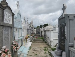 Our Lady of Prompt Succor Cemetery