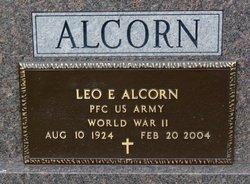 Leo Edward Alcorn