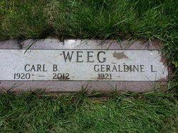 Carl Bruno Weeg