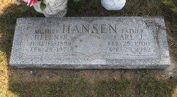 Carl J Hansen