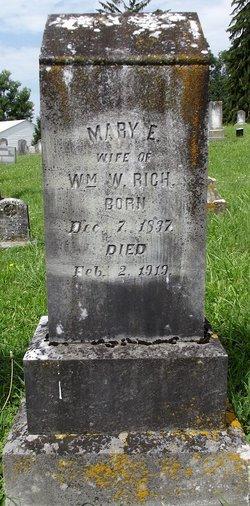 Mary Elizabeth <i>Cassell</i> Rich
