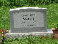 Naomi Ruth <i>Happy</i> Smith