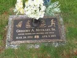 Greg McCrary, Sr