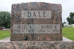 Arnie Arthur Dale