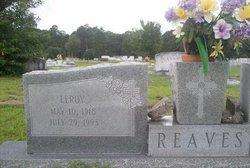Leroy Reaves
