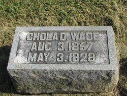 Chola Dee <i>Craycraft</i> Wade