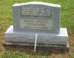 Bessie <i>Wilson</i> Reinnard