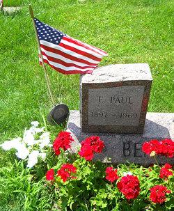 Elbert Paul Bennett