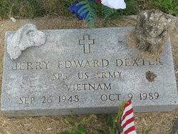 Jerry Edward Dexter