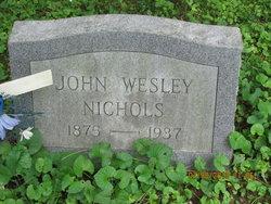 John Wesley Nichols