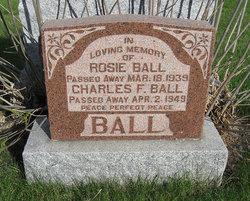 Rosie Ball