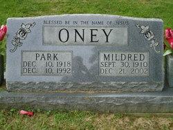 James Park Park Oney