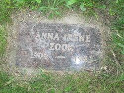 Anna Irene Zook