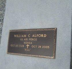 William Carlton Bill Alford