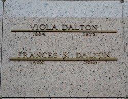 Frances K. Dalton