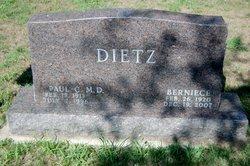 Berniece <i>Bayman</i> Dietz