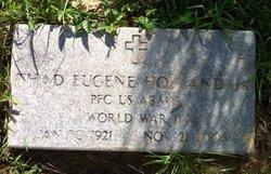 Thad Eugene Holland, Jr