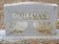 Ruby E. Coleman