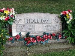 Mildred Marie <i>Merritt</i> Holliday