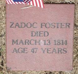 Zadoc Foster