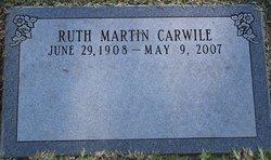 Ruth <i>Martin</i> Carwile