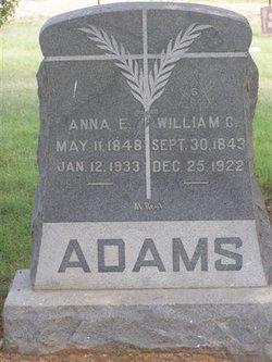 Anna E. Adams