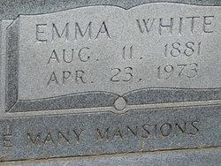 Emma <i>White</i> Baker