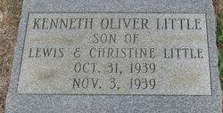 Kenneth Oliver Little