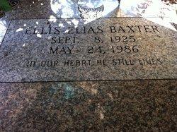 Ellis Elias Baxter