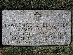 Lawrence J Belanger