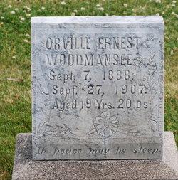 Orville Ernest Woodmansee