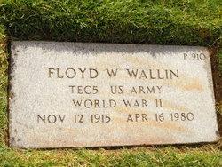 Floyd W. Wallin
